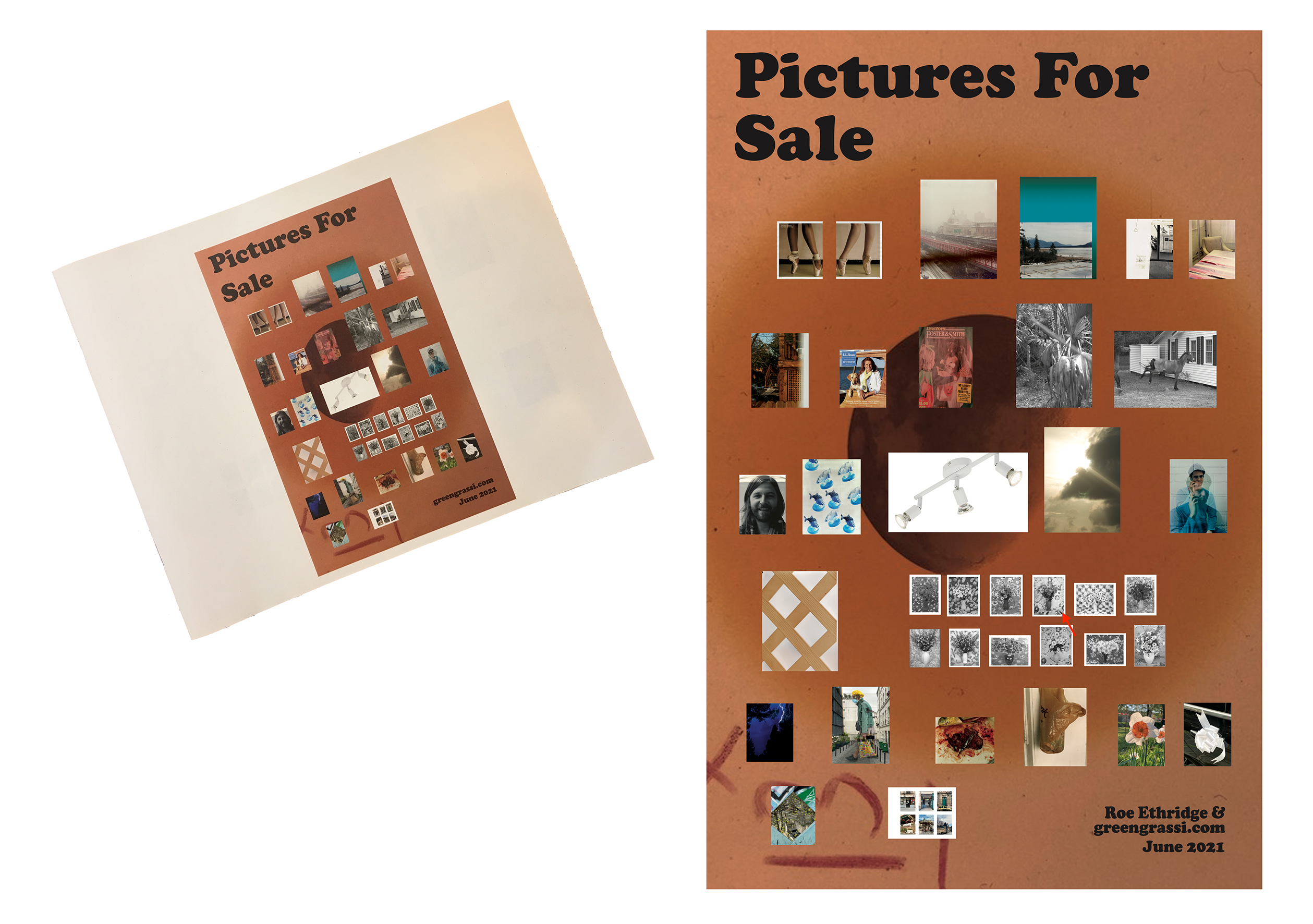 Pictures for Sale (Posters & Booklet)